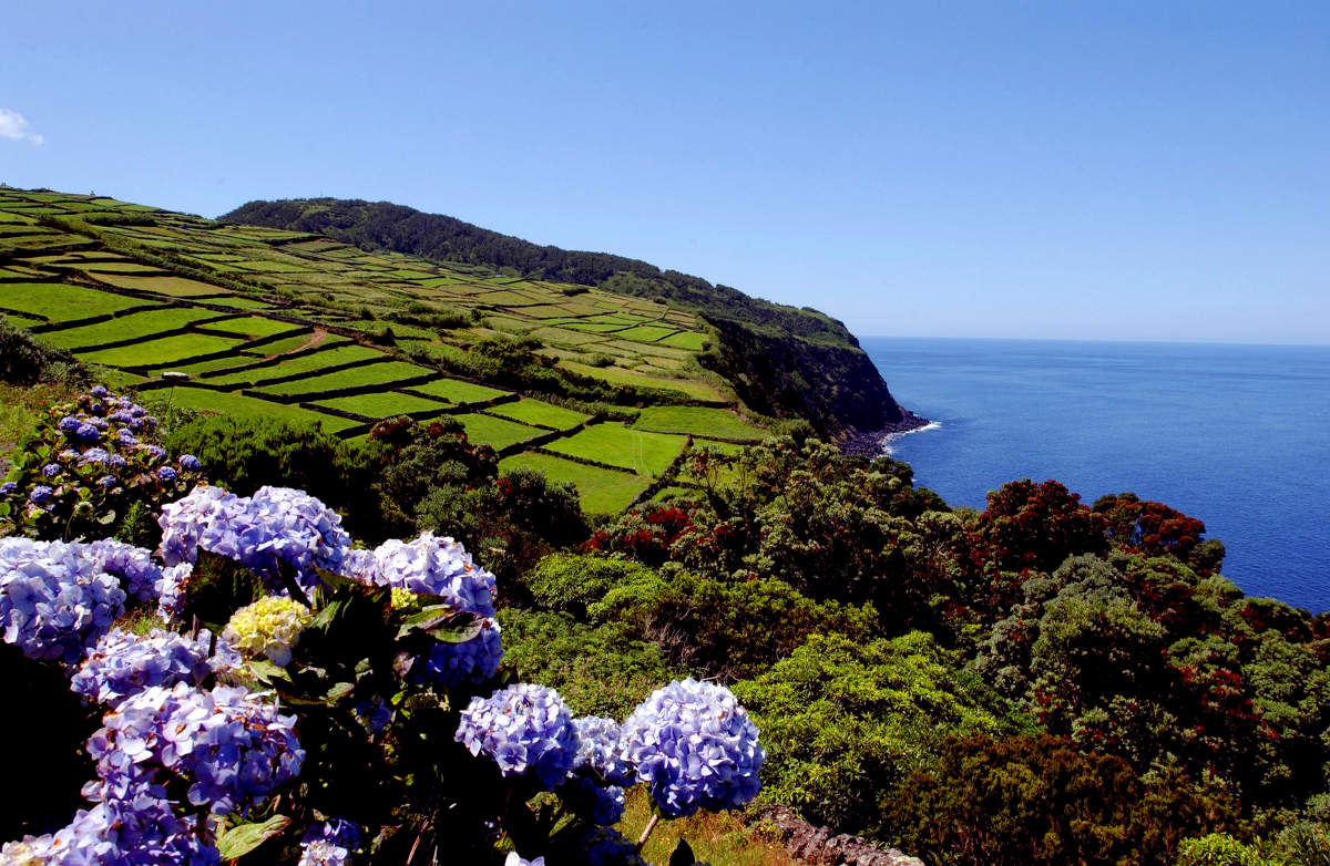 Azores sightseeing